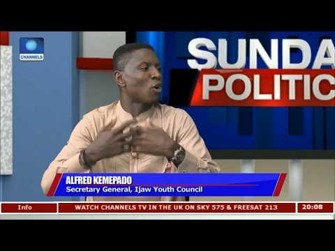 Development Of The Niger Delta Region Is What We Want - Ijaw Youth Council Pt.1 |Sunday Politics|