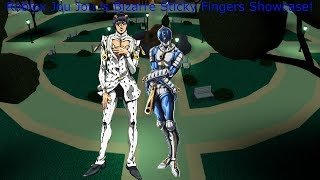 Roblox Jou Jou is Bizarre Sticky Fingers Showcase!