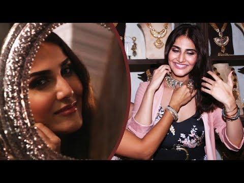 Gorgeous Vaani Kapoor Inaugurates Glamour 2017 Jewellery Exhibition