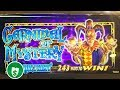 Carnival of Mystery slot machine, bonus