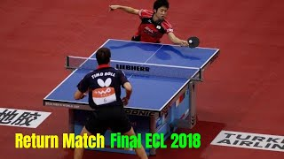 Timo boll vs jun mizutani (final championship 2018)