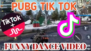 PUBG TIK TOK FUNNY DANCE VIDEO ( PART 11 ) AND FUNNY MOMENTS || BY EAGLE BOOS |
