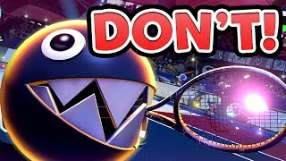 Competitive Mario Tennis Aces — NEVER Do This!