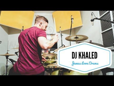 DRUM COVER - Dj Khaled - Don't Quit Ft. Travis Scott & Jeremih
