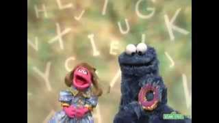 sesame street cookie s letter of the day q