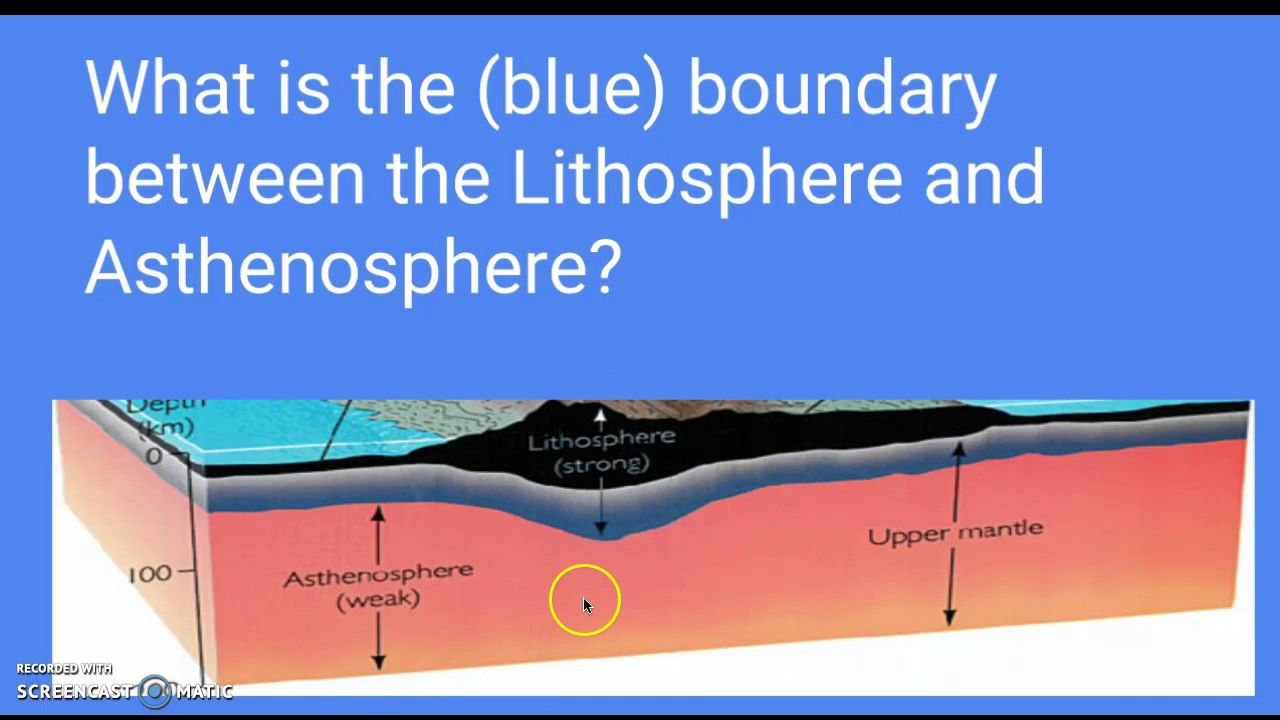 lithosphere and its degradation Chapter 10: introduction to the lithosphere (w) erosion and deposition: introduction erosion is defined as the removal of soil, sediment, regolith, and rock.