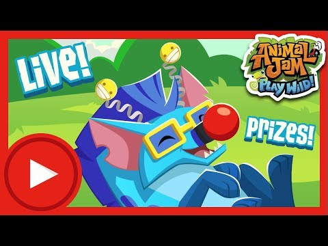 Play Wild Super Claw Spring Cleaning Live Stream! | Animal Jam