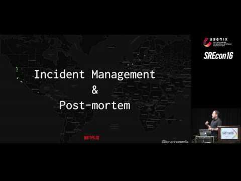 SREcon 2016 - Netflix: 190 Countries and 5 CORE SREs