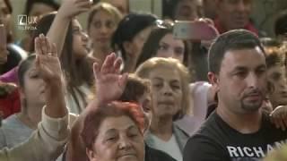 Púť rómskych rodín // 14. júla 2018, Ľutina (Live na TV LUX)