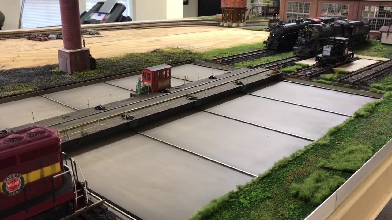 Millhouse River Studio - O scale Turntables / Transfer