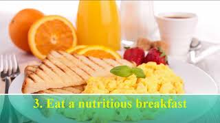 Healthy lifestyle   5 ways to eat healthier even you failed before