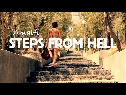 No one tells you about the fu*king steps !!! Amalfi Coast Gu