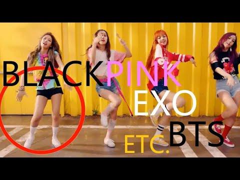 Kumpulan Kesalahan Dalam Video Klip KPOP (BTS, BLACKPINK, EXO, SNSD, TWICE, ETC)