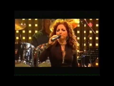 Gloria Estefan Concert In Rotterdam 2007