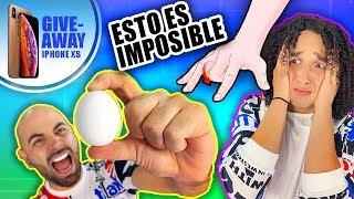 10 IMPOSSIBLE THINGS MOST HUMAN CAN´T DO - RULES