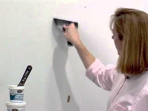Wallpaper Installation - Preparing the Walls » American Blinds Video Site