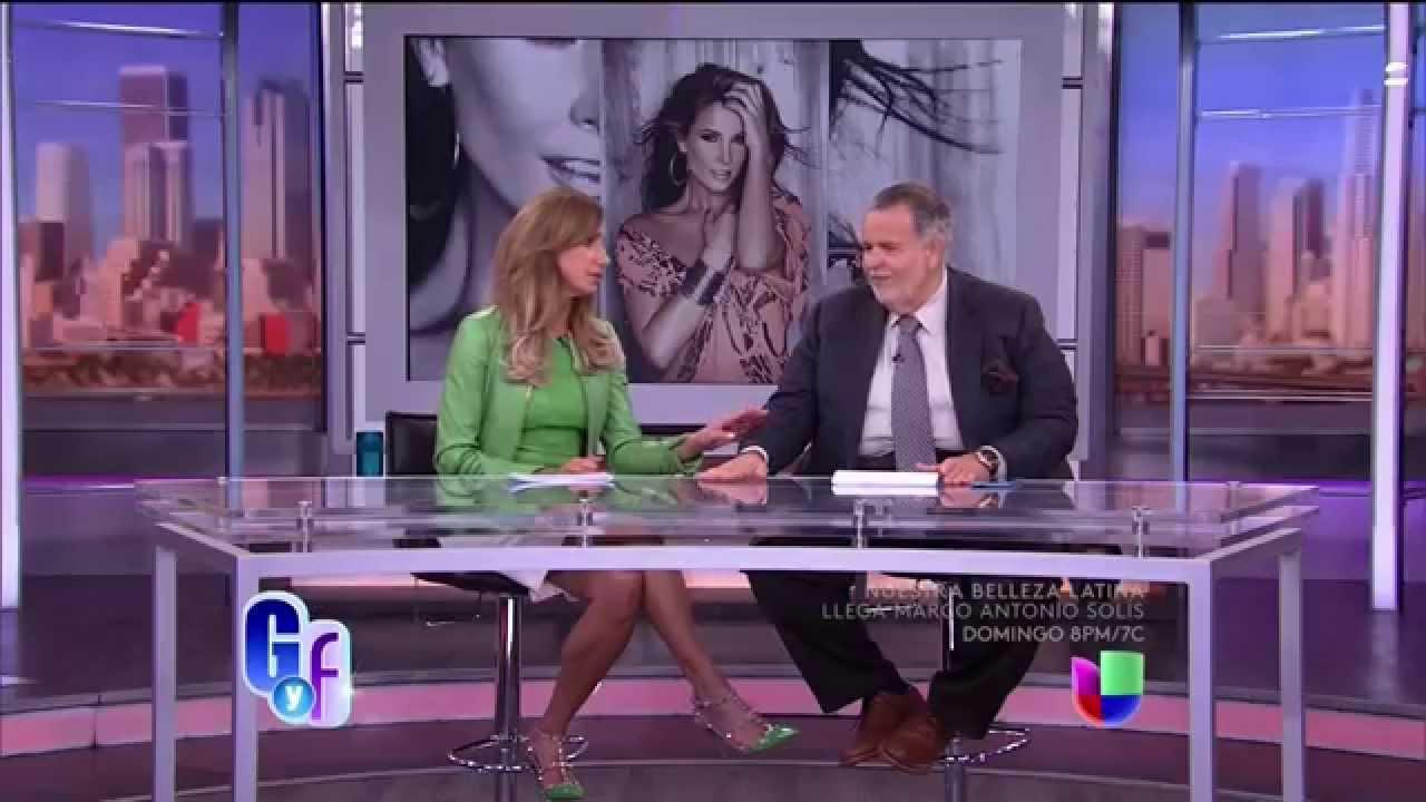 Rodner Figueroa Despedido De Univision Video Completo La Mera Verdad