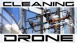 Aerones Cleaning Drone