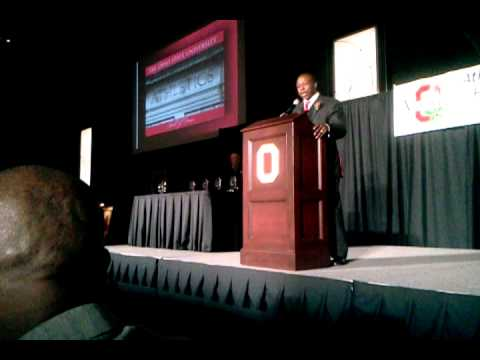 Mike Doss Ohio State HOF Induction Speech