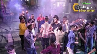 الفنان باسل غانم شلون انام اليل 2019 من حفلة حسام عواد طولكرم مع تسجيلات حرزلله