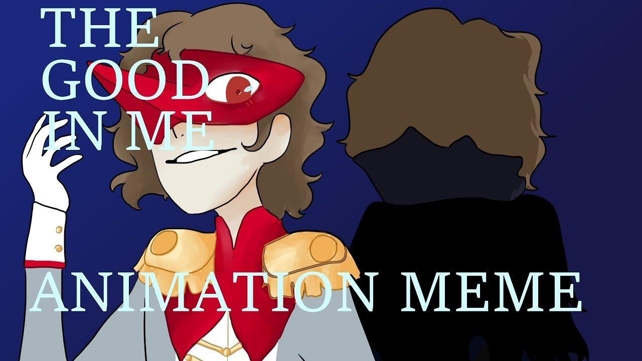The Good In Goro Akechi Persona 5 Meme Youtube