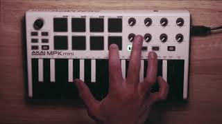 6ix9ine - KIKA (feat. Tory Lanez)   Instrumental Remake Cover on AKAI MPK MKii   Alex Kure