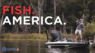 Fishing AMERICA To Celebrate INDEPENDENCE DAY!