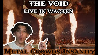"""Reacting To Parkway Drive - """"The Void"""" (Live at Wacken) 