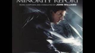 Minority Report Soundtrack- Psychic Truth And Finale