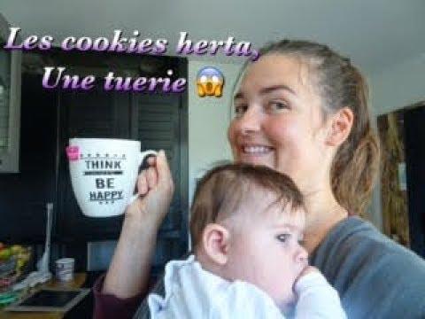 3-(vlog-famille)-régime-thonon-j3-et-test-des-cookies-herta