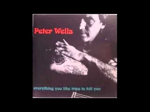 Peter Wells - Between The Saddle...