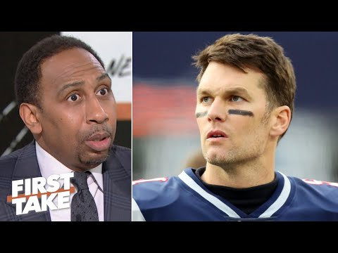 Stephen A. hates the idea of Tom Brady playing for the Raiders | First Take