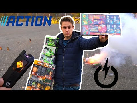 ACTION CAT 1 VUURWERK IS SLECHT ?