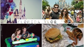 One of dizzybrunette3's most viewed videos: Arriving in Orlando & Disney World I Florida Vlog Part 1 I Dizzybrunette3