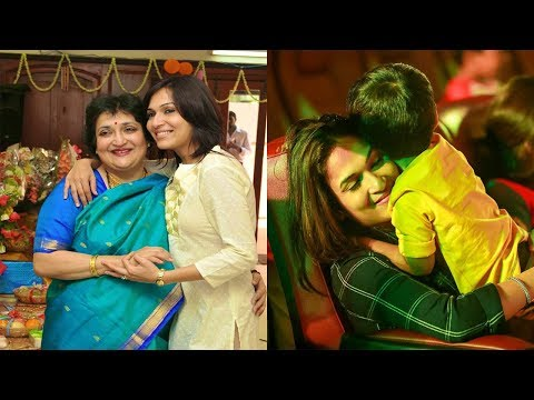 Soundarya Rajinikanth Mothers Day Special With Ved and Mom and Other Actors with Mother
