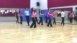 You Got That Thang - Line Dance (Dance & Teach in English & 中文)