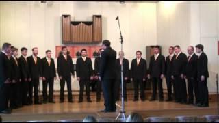 Moški pevski zbor Napev, Batuje, Ambrož Čopi (1973): DE MARIA VIRGINE: Totus tuus