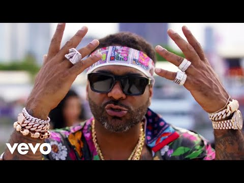 Jim Jones - State of the Union ft. Rick Ross, Marc Scibilia (Official Video)