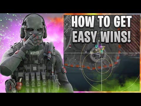THE EASIEST WIN EVER IN WARZONE!