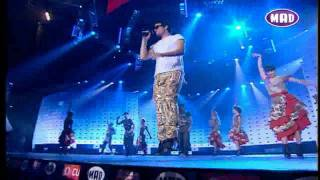 Nino - OK (live at MAD VMA 2011)