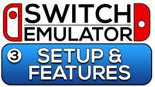 Yuzu Emulator   Setup & Features   Nintendo Switch Emulation