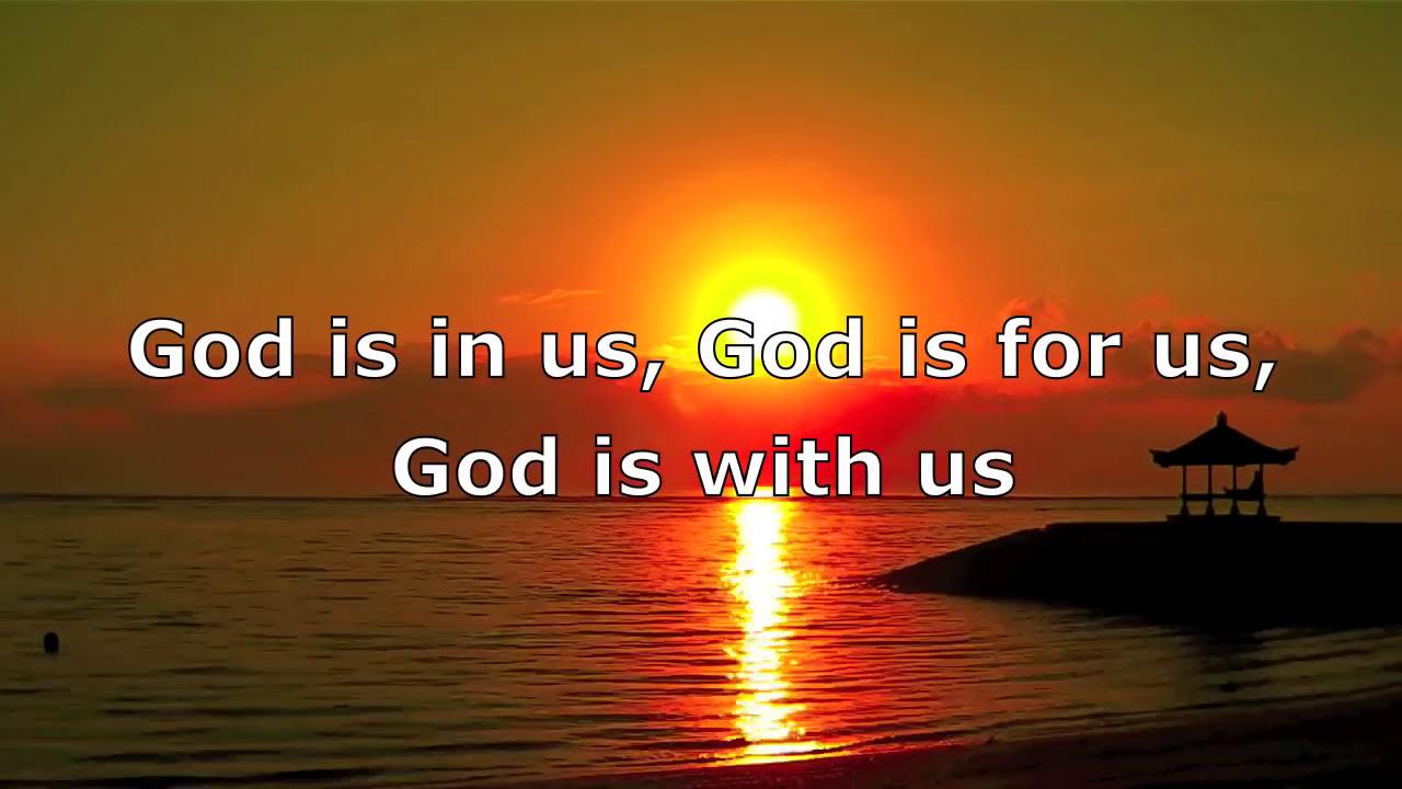 Download God Is With Us - Casting Crowns (Lyrics) HD Bali Sunrise