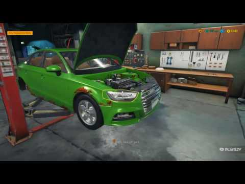 NEW CAR MECHANIC SIMULATOR 2018 – BRAKE SYSTEM – ABS – , PADS, DISCS
