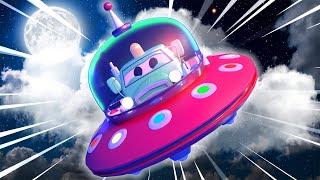 Die kleinen Autos in Car City -  Sonderfolge Halloween - Süßes oder Saures - Cartoons für Kinder 🚓 🚒