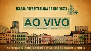 CULTO TARDE | 06/09/2020 | IPBV