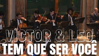 Tem que ser voce Violino - Instrumental Casamento - Victor e Leo - Coral e Orquestra
