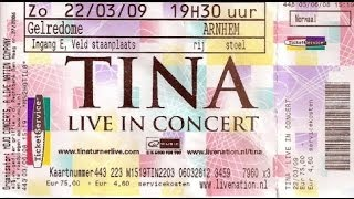Tina Turner - Live in Concert  (Full Album)
