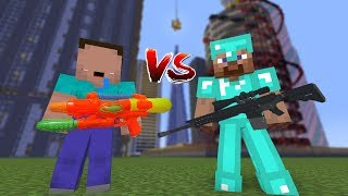 Monster School : NOOB vs PRO Challenge - Minecraft Animation