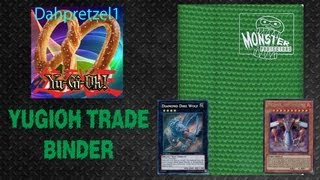 Yugioh Trade Binder July 2013 USA (Diamond Dire Wolf & Other XYZs)