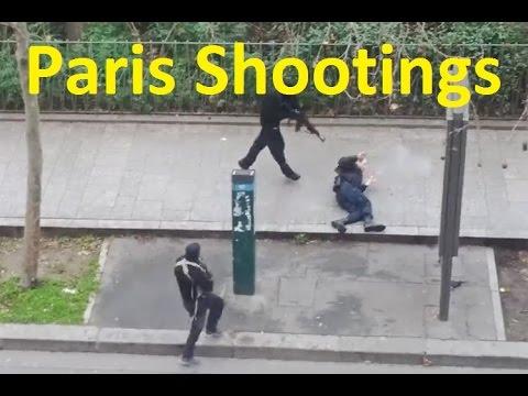 Charlie Hebdo Paris Shootings